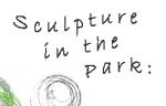 SculptureInThePark